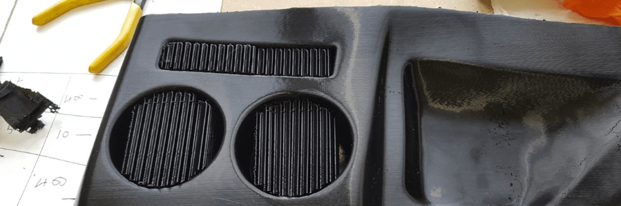 汽车零件复制和生产服务