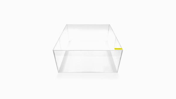 Transparent Top Cover