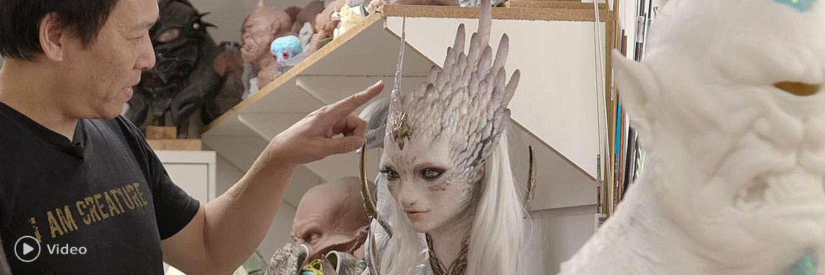 Alliance Studio: 电影、雕塑和特效