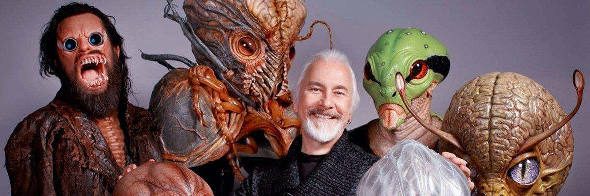 Rick Baker的怪兽及化妆特效