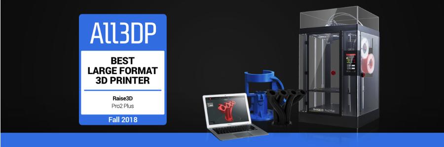 Pro2 Plus- 最优质的大容量3D打印机