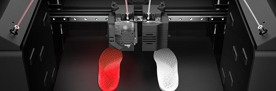 Raise3D推出全新一代3D打印机E2