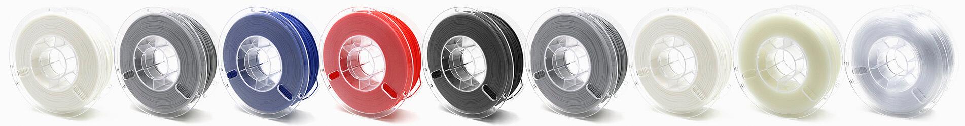FDM 3D打印耗材|3D打印材料|PLA|ABS|TPU|PC|PETG