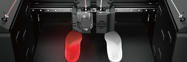 3D打印矫形鞋垫