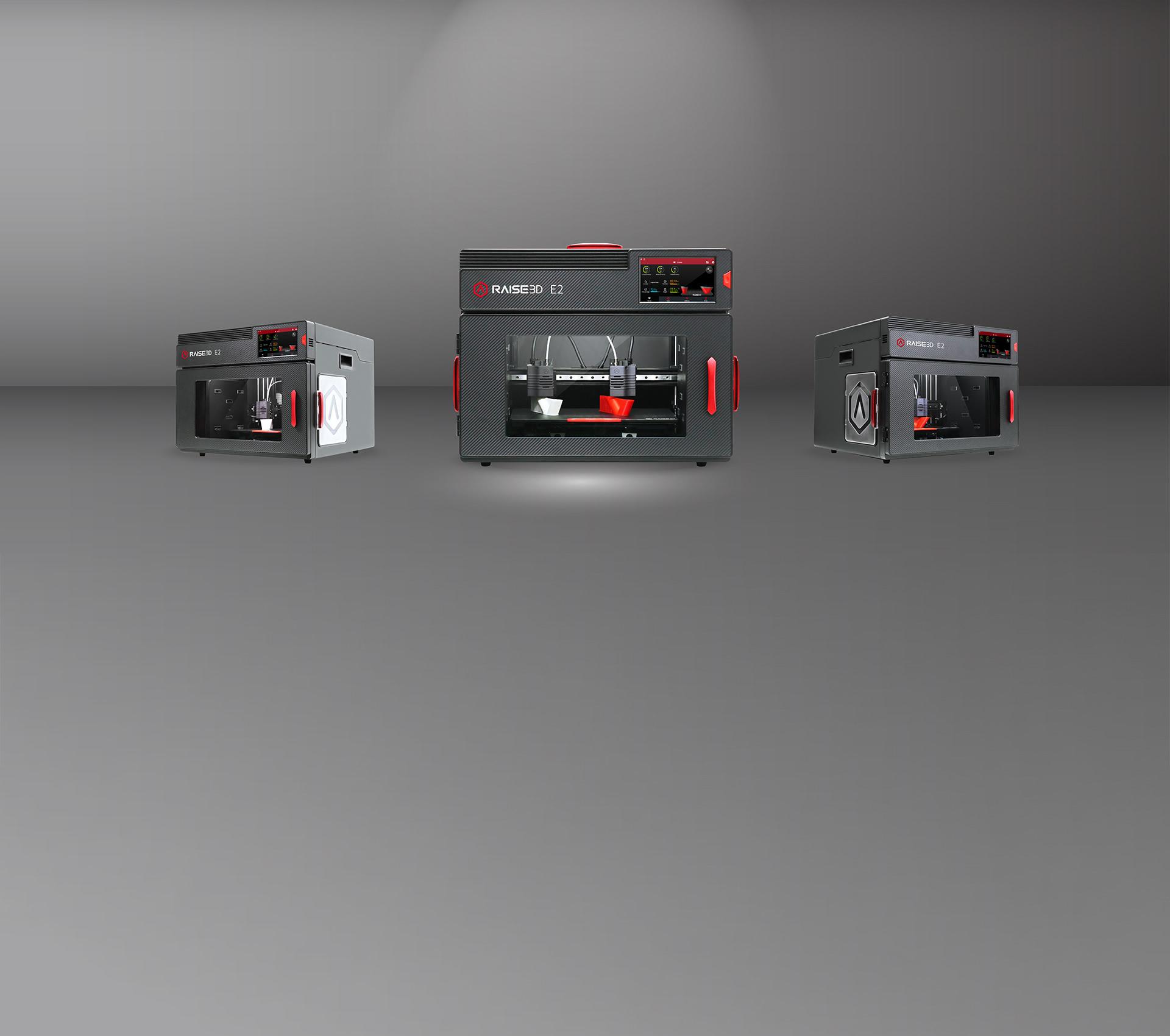 Raise3D E2 3D打印机
