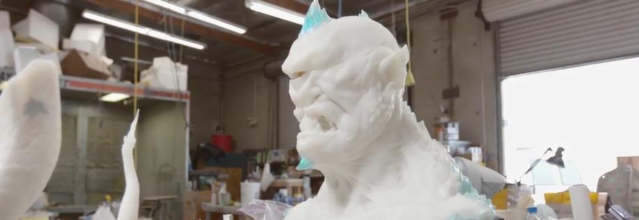 如何用3D打印技术制作等身模型,美国的原型师是如何做的?