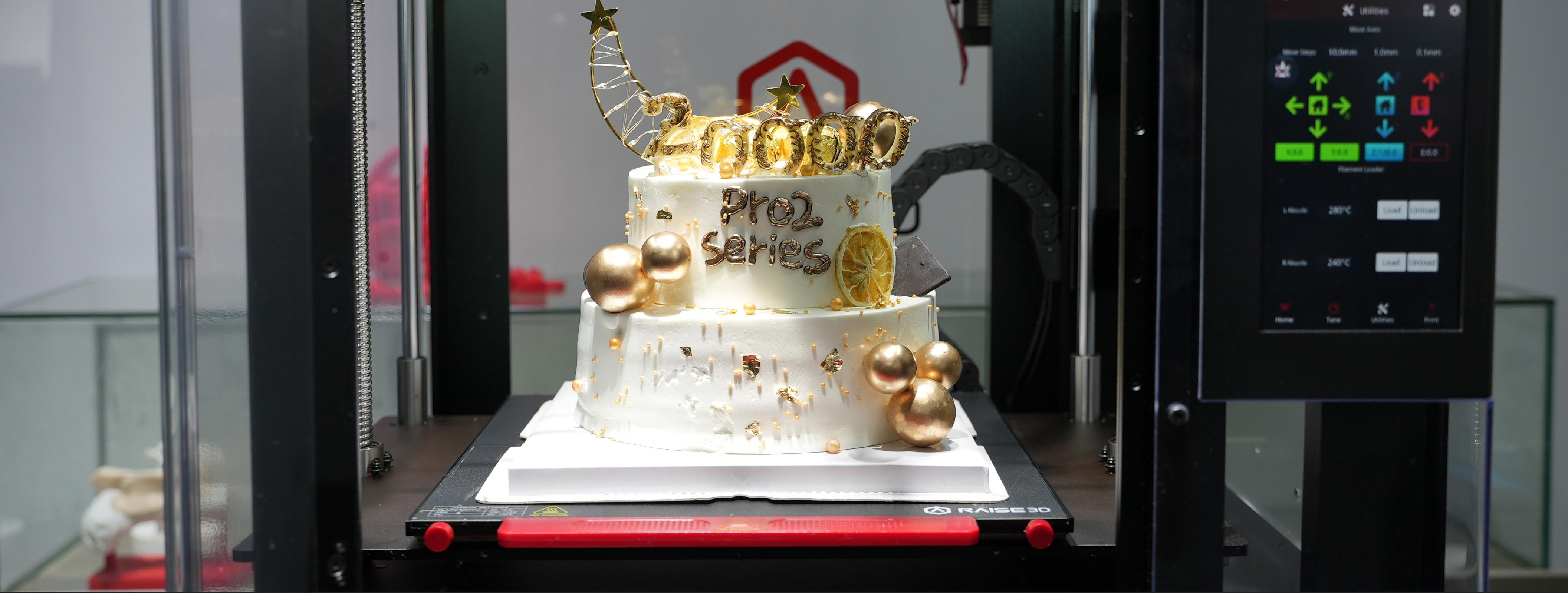 Raise3D 庆祝新的里程碑:全球交付第20,000台Pro2系列3D打印机