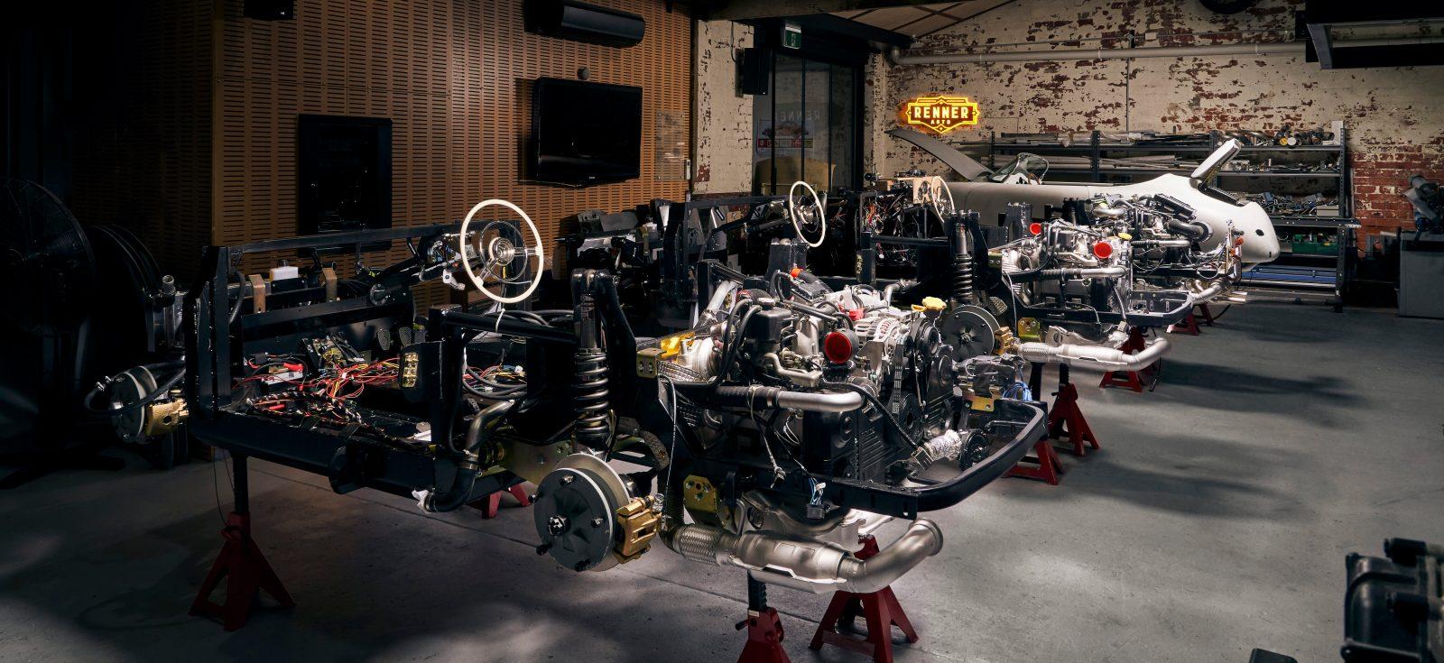 "3D打印机如何让保时捷Speedster、捷豹XJ13等经典老爷车系列""复活""?"